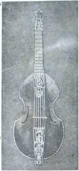 Рис. 9. Виола-да-гамба XVII века.