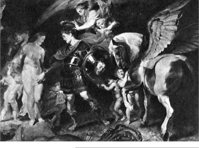 Рубенс. Персей и Андромеда. 1620-1621 гг.