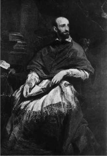 Антонис Ван Дейк. Портрет кардинала Гвидо Бентивольо. Ок. 1623 г.