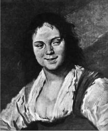 Франс Халс. Цыганка. Ок. 1630 г.