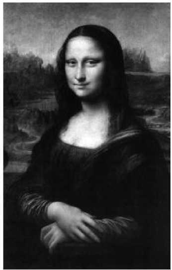 Леонардо да Винчи. Портрет Моны Лизы (Джоконда). Ок. 1503 г.