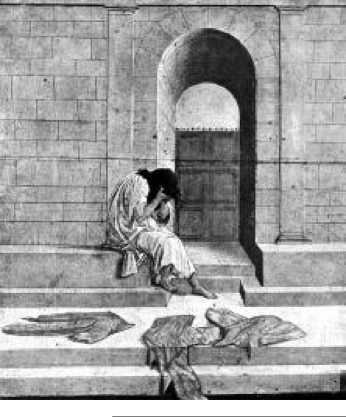 Боттичелли. Покинутая. 1490-е гг.