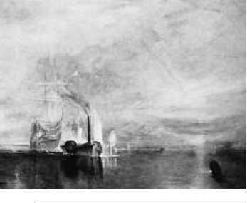 Дж. М. У. Тёрнер. Последний рейс корабля «Отважный». 1838-1839 гг.