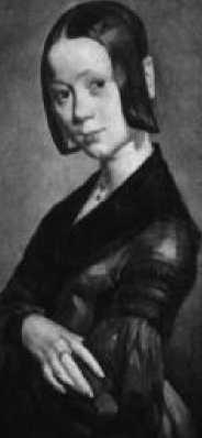 Ж. Ф. Милле. Мадемуазель Оно. 1841 г.
