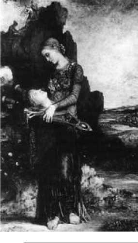 Моро. Орфей. 1865 г.