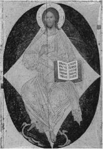 Дионисий. Господь в славе