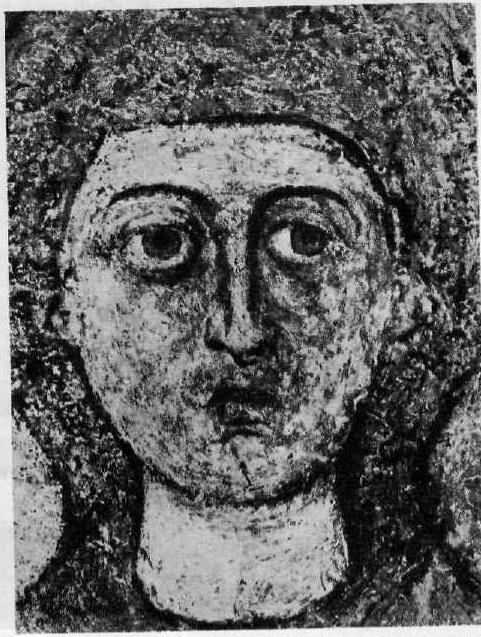 4. Голова неизвестной святой.