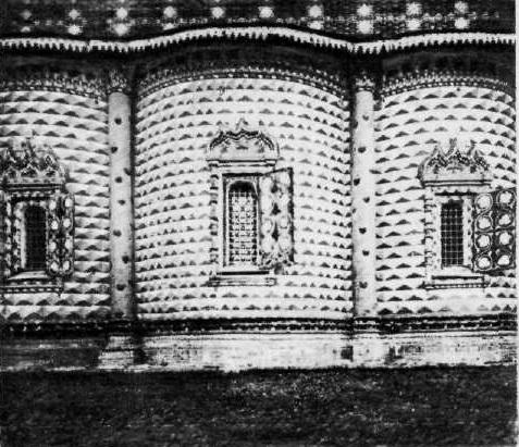 Церковь Иоанна Предтечи в Толчкове. 1671—1687. Апсиды.