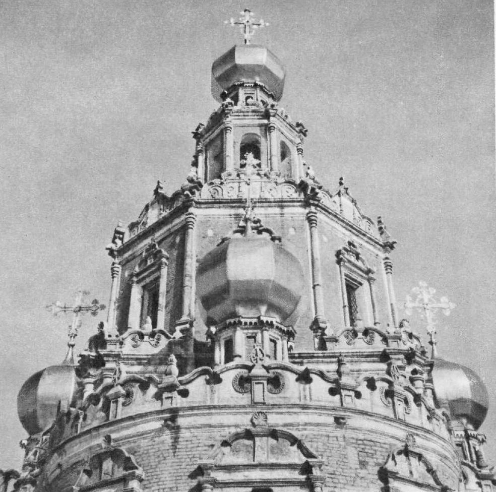 102. Церковь Покрова в Филях. 1693-1694. Москва