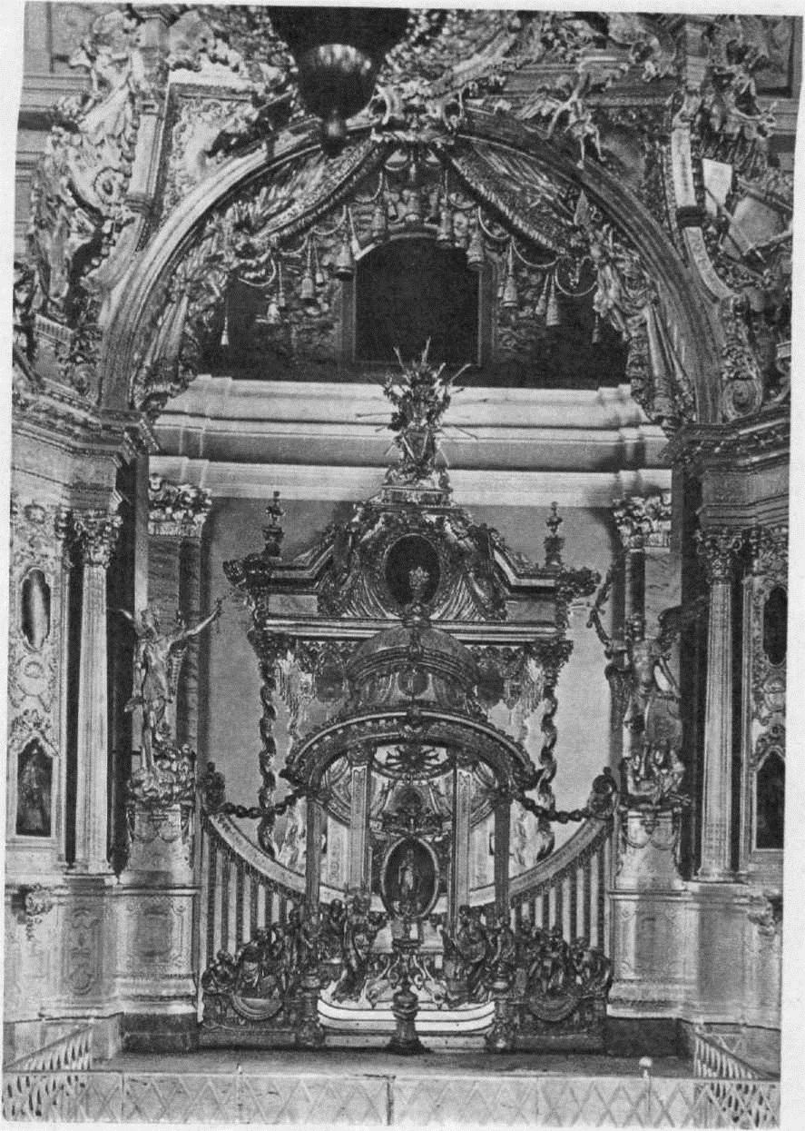 136. И. П. Зарудный. Иконостас Петропавловского собора